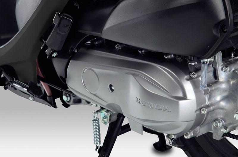 Galería de fotos de la Honda Vision