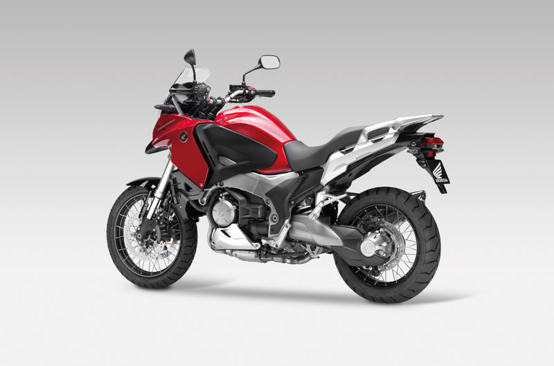 Galería de fotos de la Honda Crosstourer 2012