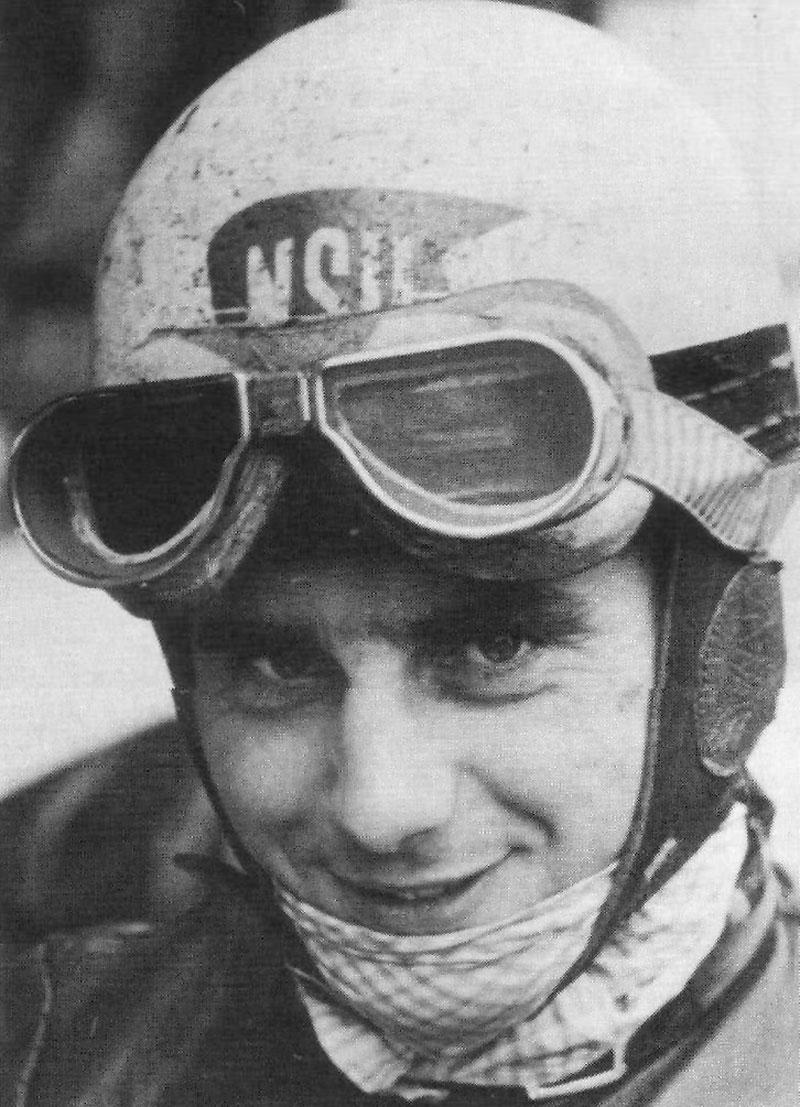 Werner Hass ganó el título en 1953 con NSU
