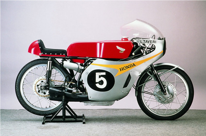 Honda RC149 de cinco cilindros