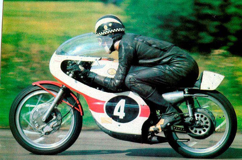 Phil Read ganó en 1968 con una Yamaha