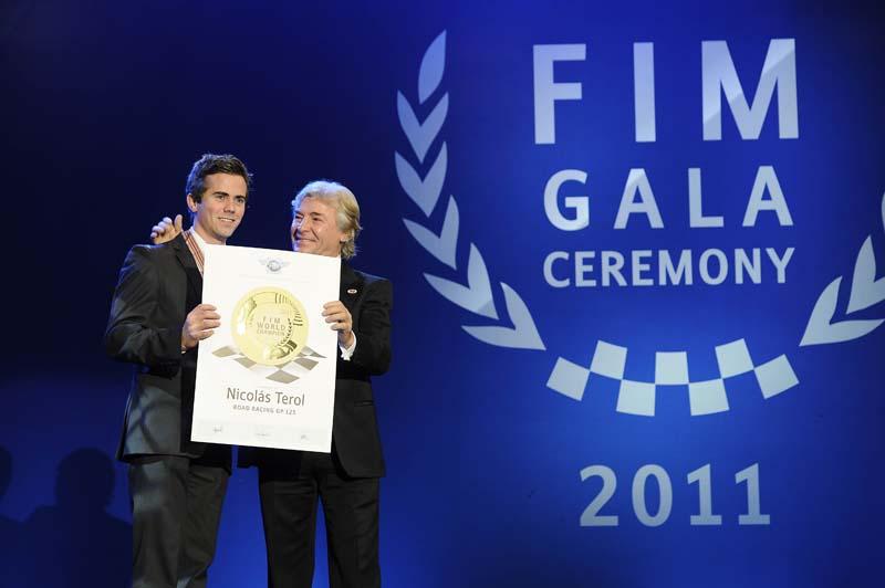 Nico Terol, Campeón del Mundo de Motociclismo 125