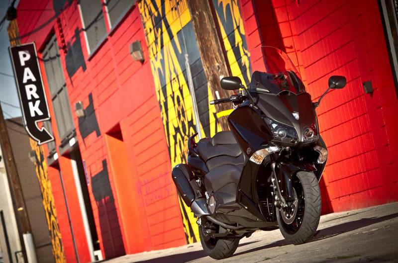 Galería de fotos de la Yamaha T-Max 2012