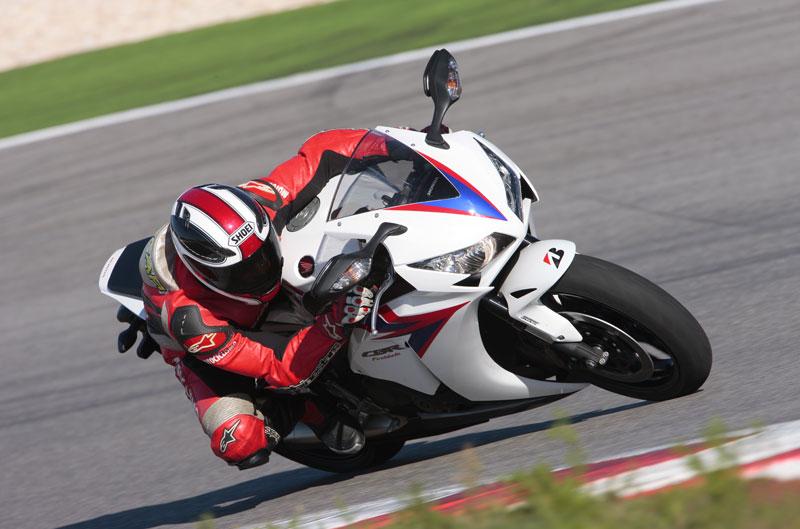 Galería de fotos de la Honda CBR 1000 RR 2012