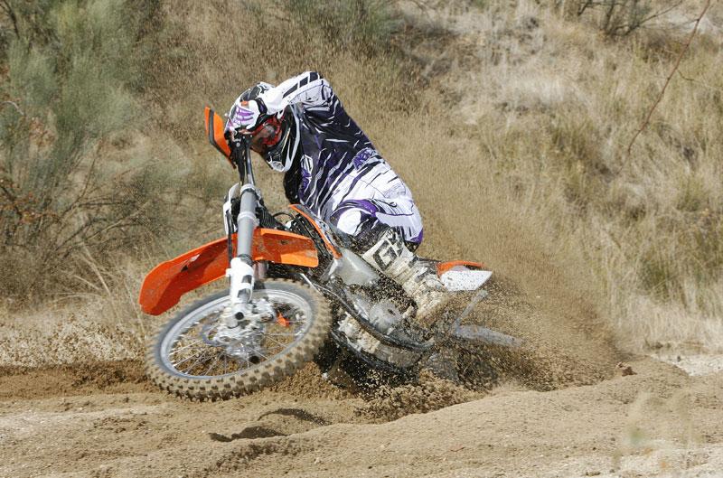Galería de fotos de la KTM 350 EXC-F