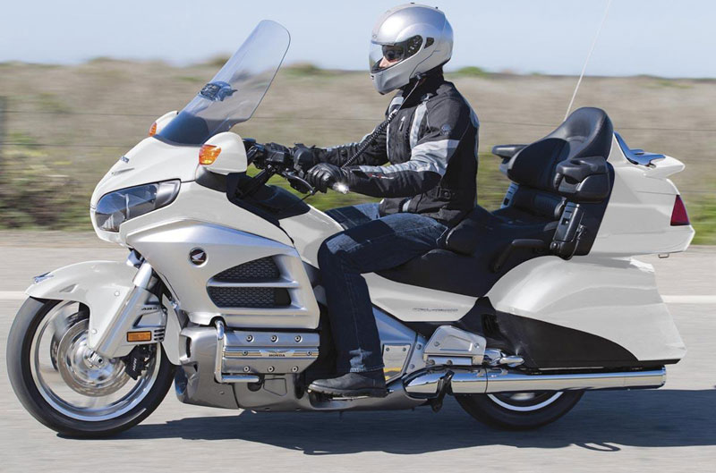Galería de fotos de la Honda Goldwing 2012