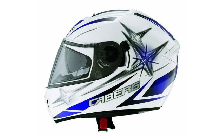 Galería de fotos de la colección de cascos Caberg 2012
