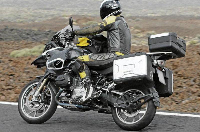 BMW R 1250 GS 2012. Galería de fotos
