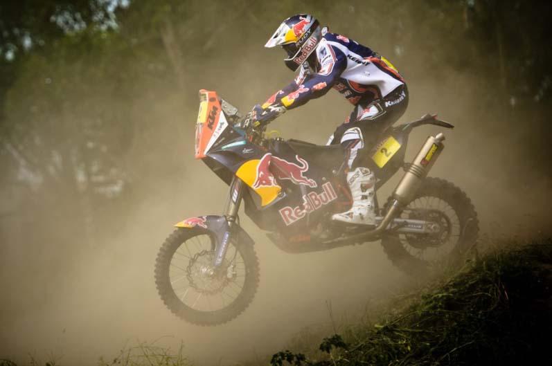 Dakar 2012. Etapa 1. Cyril Despres