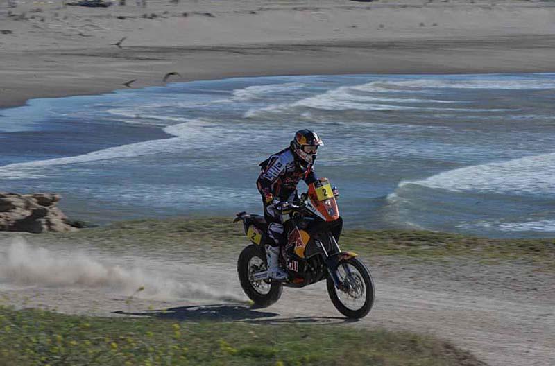 Dakar 2012. Etapa 1. Galería de fotos