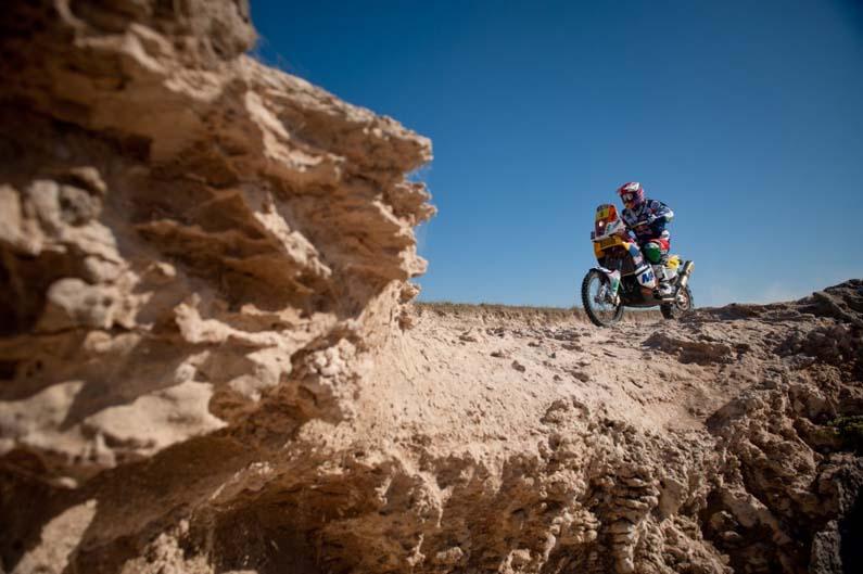 Dakar 2012. Etapa 1. Joan Pedrero