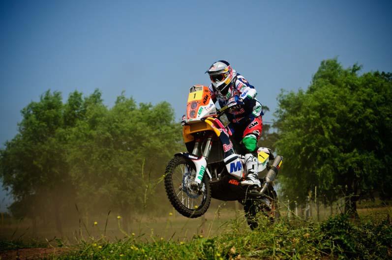 Dakar 2012. Etapa 1. Marc Coma