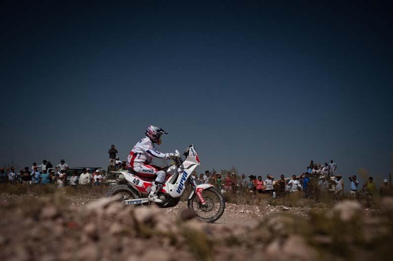 Dakar 2012. Etapa 2. Galería de fotos