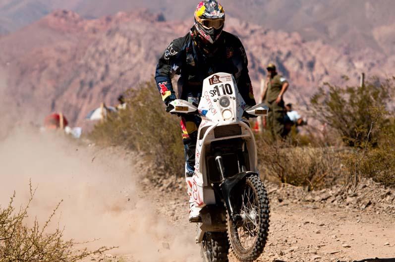 Dakar 2012. Etapa 3. Galería de fotos