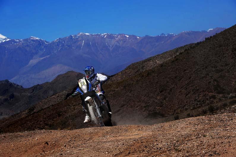 Dakar 2012. Etapa 4. Gerard Farrés