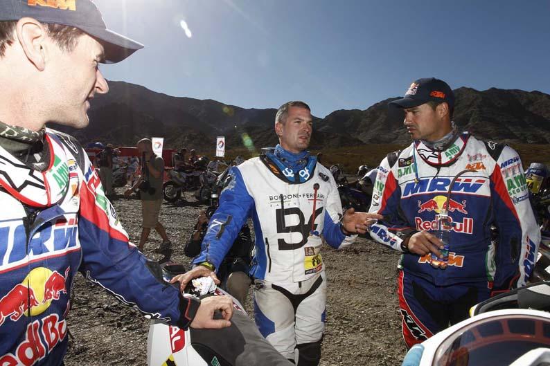 Dakar 2012. Etapa 4. Jordi Viladoms