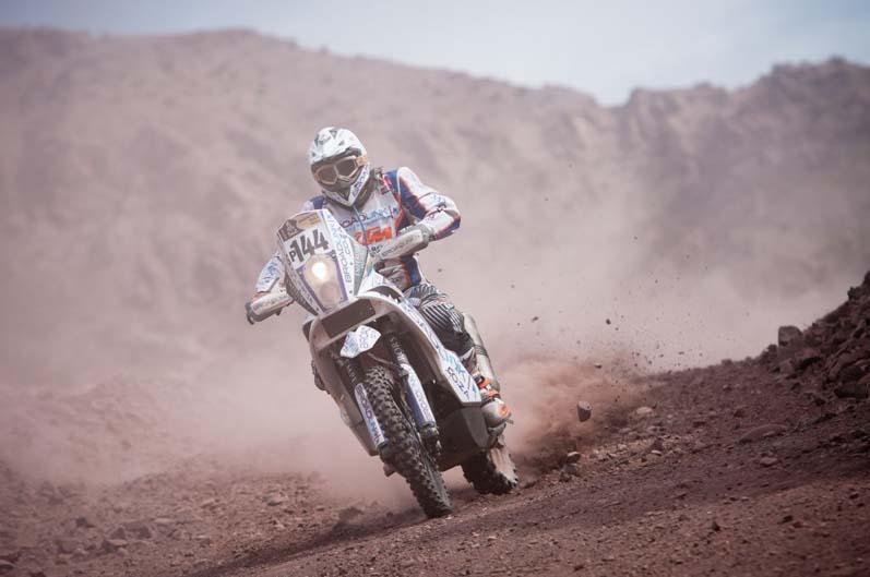 Dakar 2012. Etapa 4. Galería de fotos