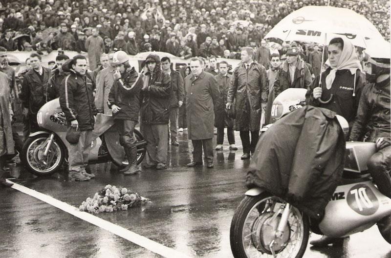 Sachsenring 1969