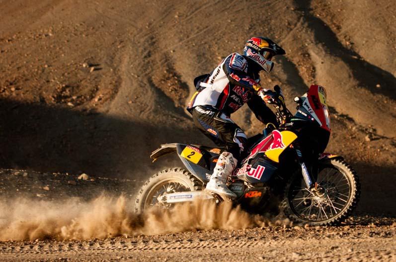 Dakar 2012. Etapa 8. Galería de fotos