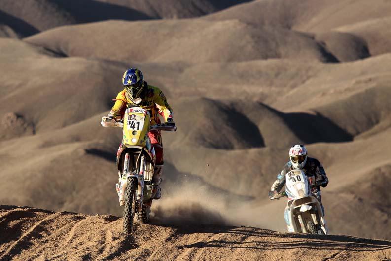 Dakar 2012. Etapa 9. Galería de fotos