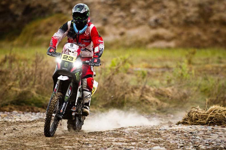 Dakar 2012. Etapa 11