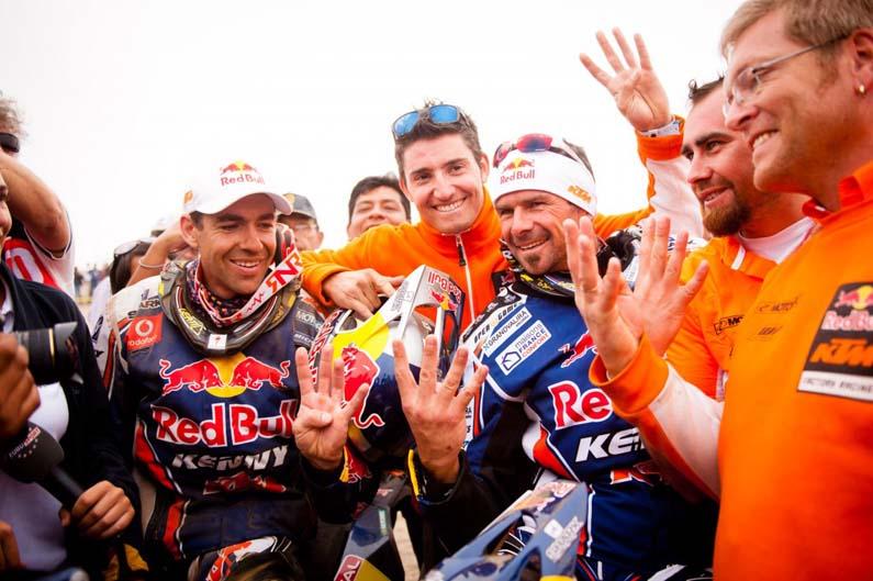 Dakar 2012. Etapa 14. Galería de fotos