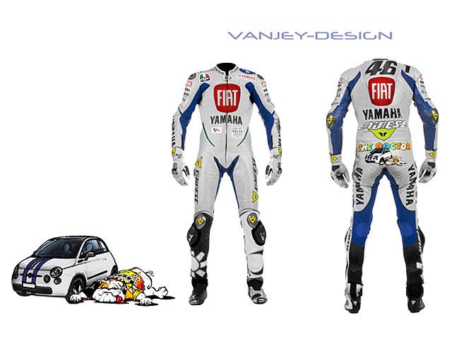 Fiat patrocinador de Yamaha