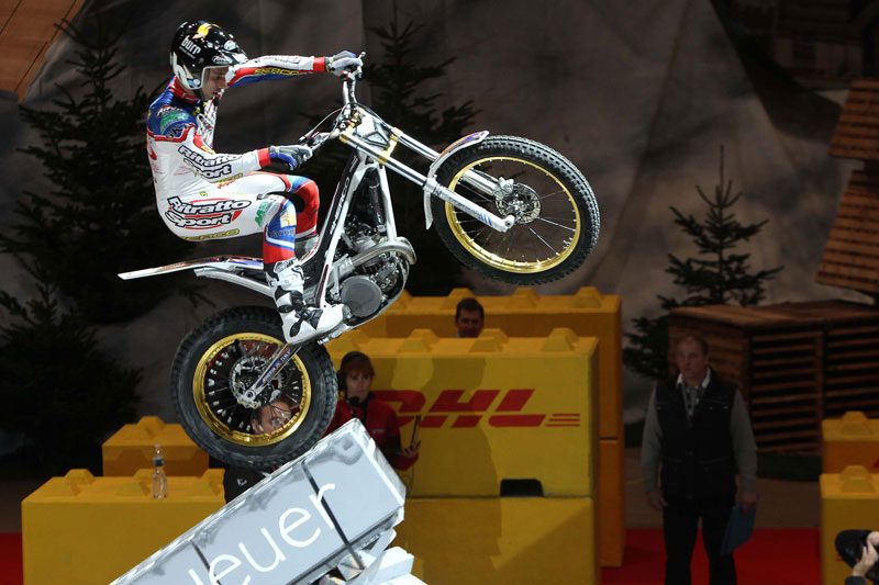 Trial Indoor de Ginebra 2012: galeria de fotos