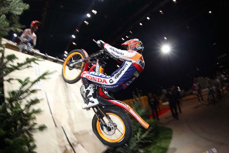 Tahahisa Fujinami se subió al podio en el Indoor de Ginebra