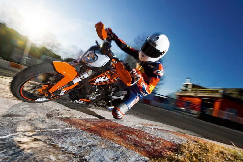 KTM, gama 2012. Galería de fotos