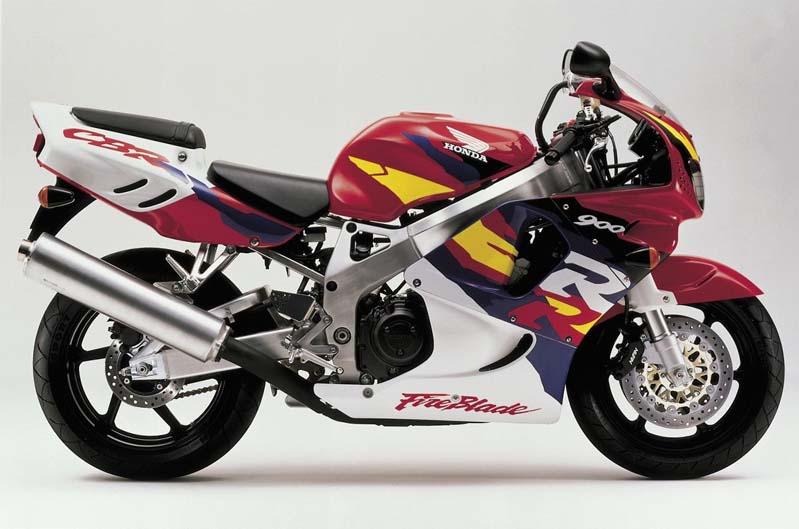Honda CBR900RR 1996