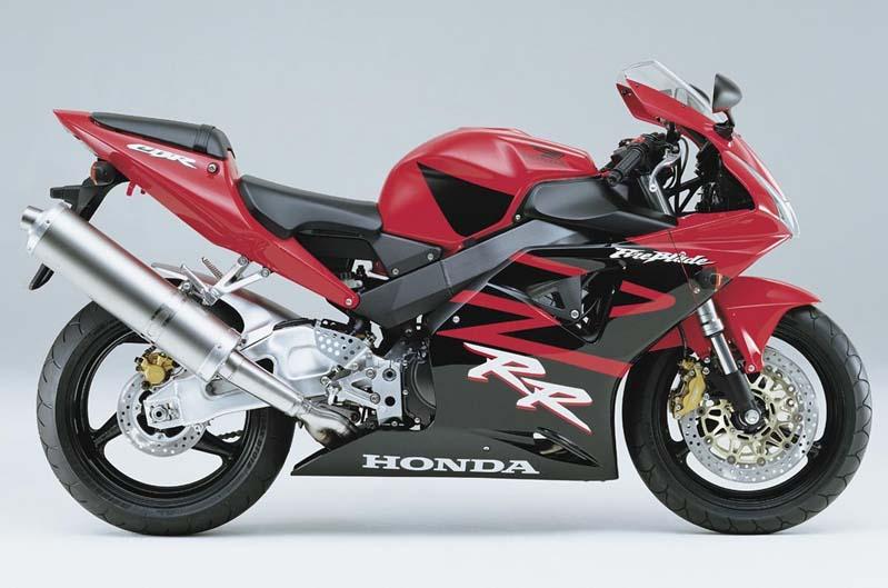 Honda CBR900RR 2002