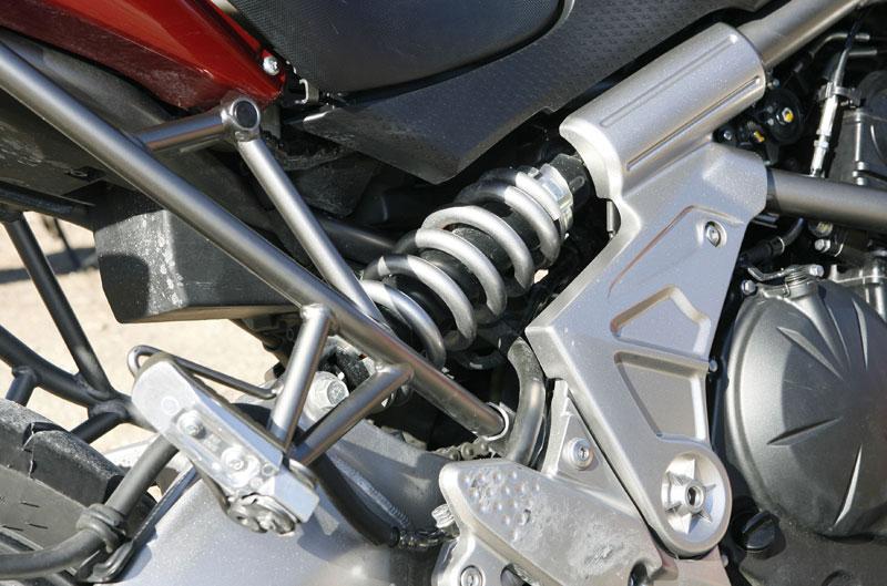Honda NC700X y Kawasaki Versys 650