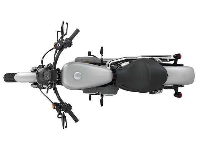 H-D lanza la XL 1200N Nightster