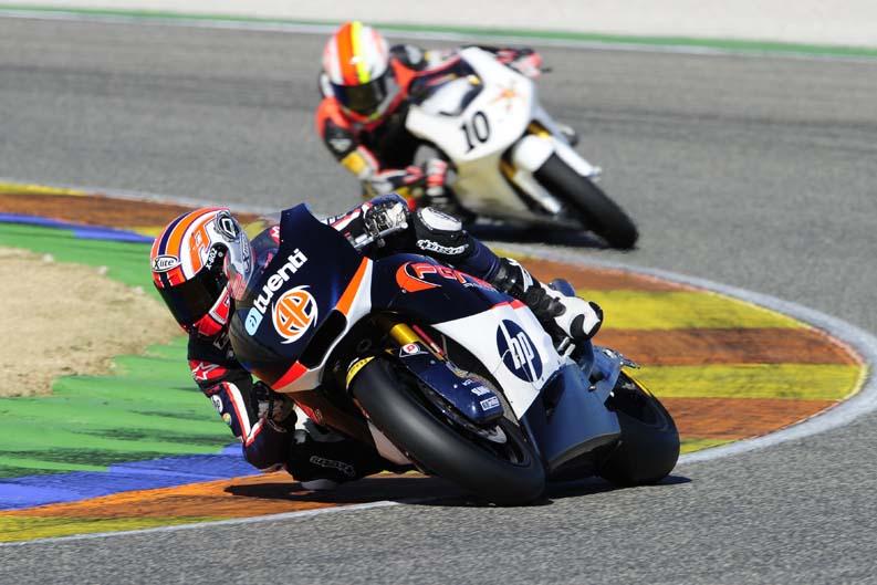 Entrenamientos Valencia Moto2 y Moto3. Galería de fotos