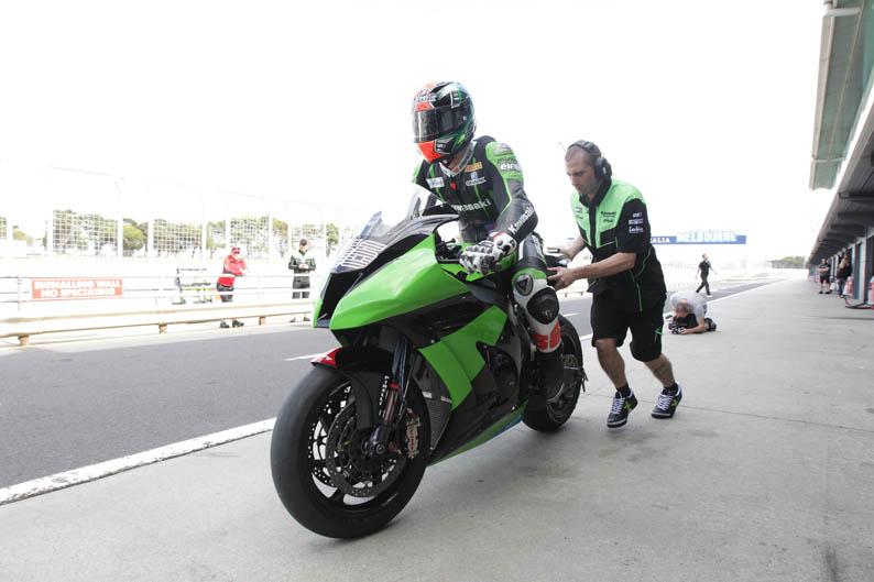 Entrenamientos Phillip Island Superbike. Galería de fotos