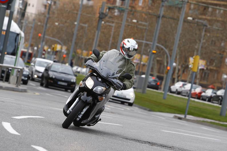 Yamaha X-Enter 125. Galería de fotos