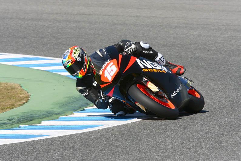 Entrenamientos Moto2 y Moto3 en Jerez 2012