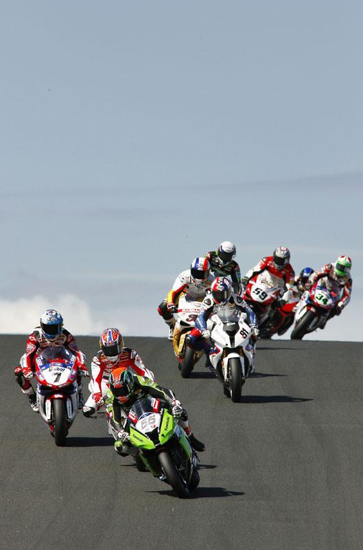 Mundial Superbike 2012 Philip Island