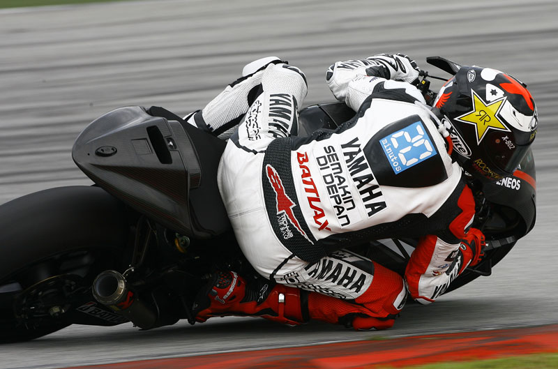 Segundos entrenamientos Sepang MotoGP