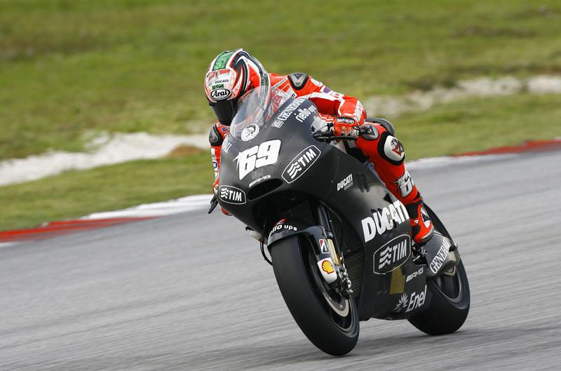 Segundos entrenamientos Sepang MotoGPSegundos entrenamientos Sepang MotoGP