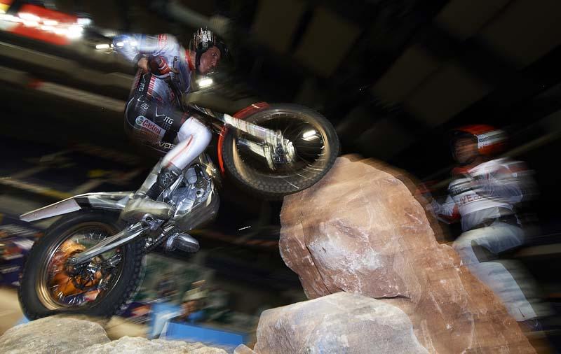 Trial Indoor de Madrid 2012