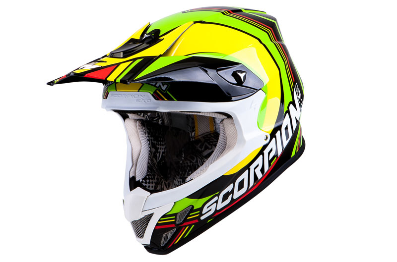 Cascos Scorpion Exo VX-20 Air