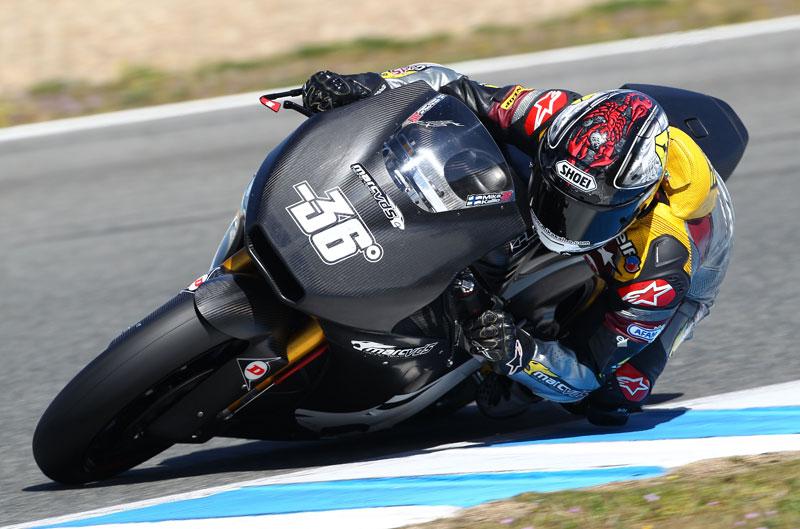 Test Moto 2 y Moto3 Jerez 2012. Galería de fotos