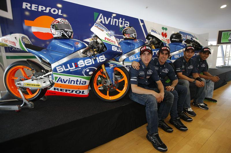 Equipo Avintia Racing