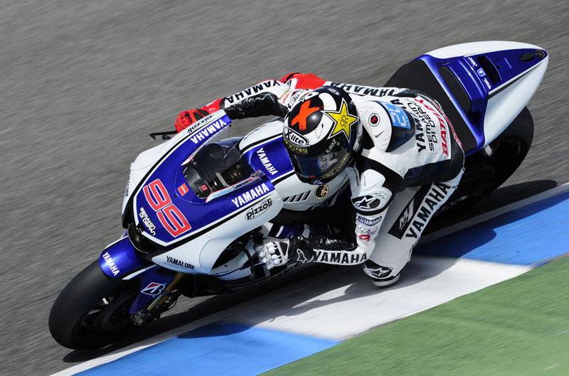 Entrenamientos IRTA Jerez 2012