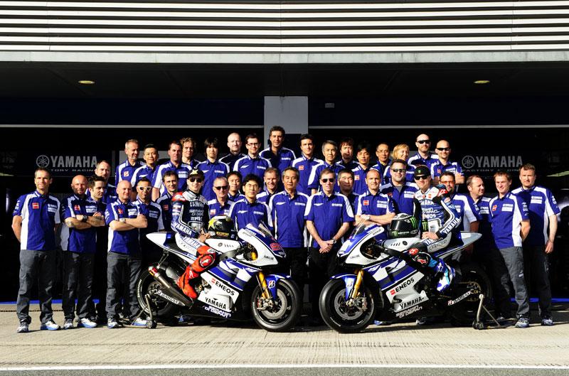 Equipo Yamaha Factory Racing