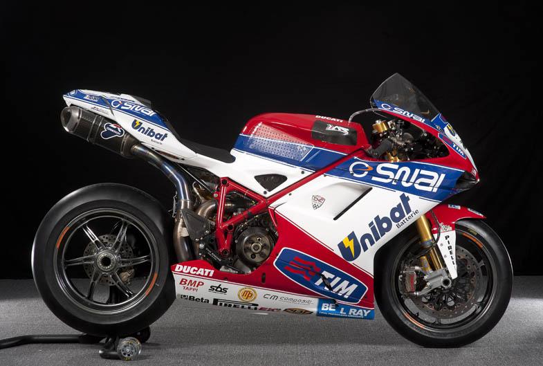 Las motos del Mundial de Superbike