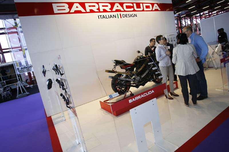 Salon Moto Madrid 2012