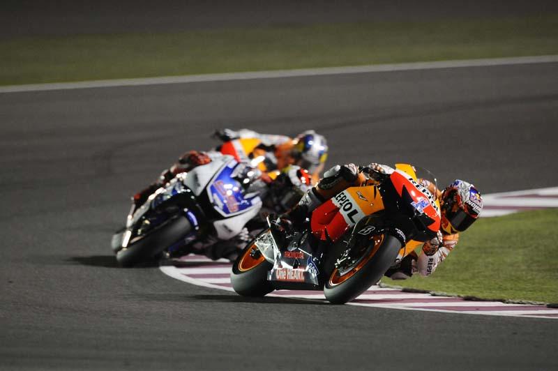 Fotos del GP de Qatar 2012 MotoGP